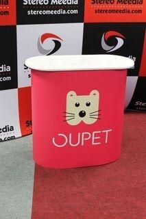 Pieni esittelypöytä OuPet